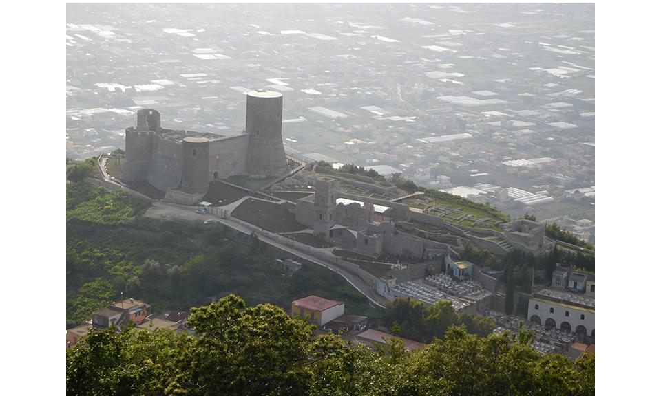 Castle-above